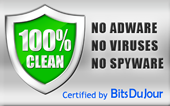 Duplicate File Detective 6.0 Virus Scan Report