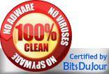 Become a Certified Web Developer Level 1 Virus Scan Report